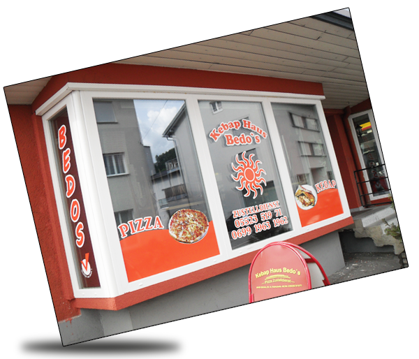 Bedo`s Kebap Pizza