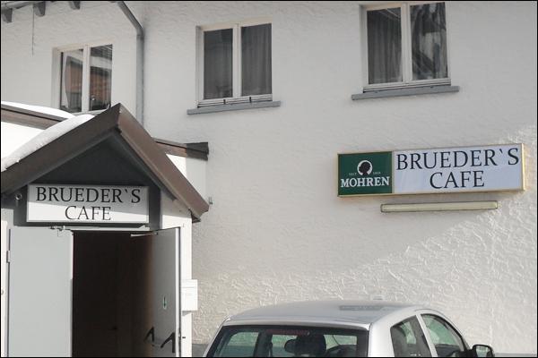Brueder`s Cafe